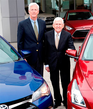 York Auto Group >> About Us Vann York Honda