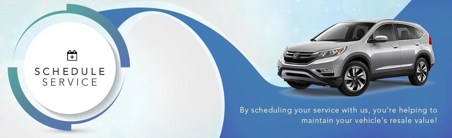 schedule service grainger honda