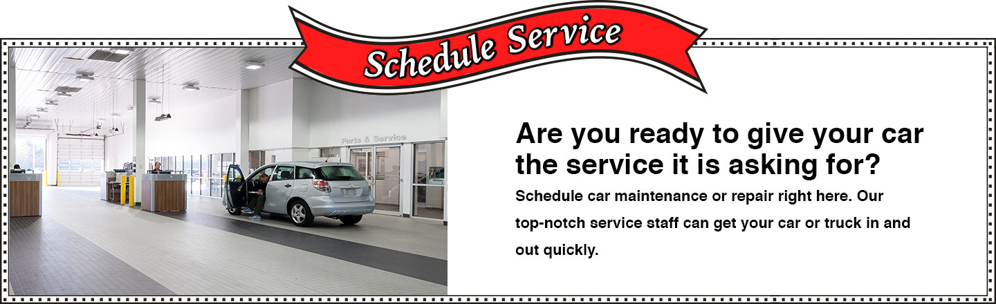 Schedule Toyota Service | Toyota Service Center in Moss