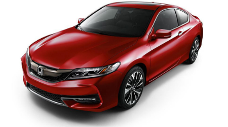 2017 Honda Accord Coupe near Queensbury