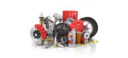 Genuine Toyota Parts & Accessories