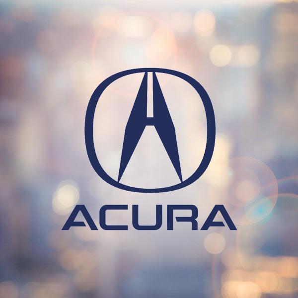 """Acura"