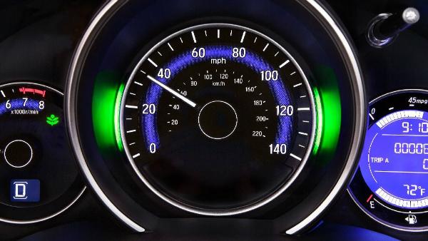 2017 Honda Fit Eco-Assist