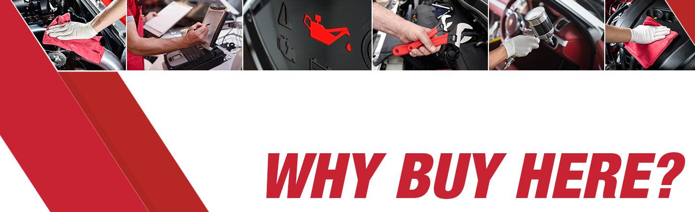Why Buy from I-95 Toyota of Brunswick - Georgia Toyota Dealership
