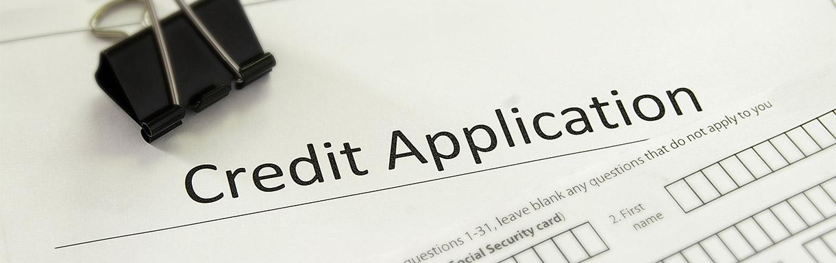 Nissan Credit Application – Credit Application