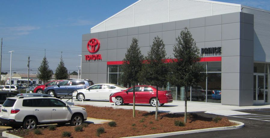 toyota dealership in tifton ga serving douglas albany ga prince toyota. Black Bedroom Furniture Sets. Home Design Ideas