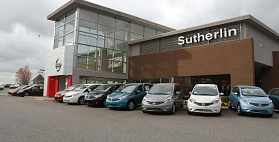 Sutherlin Nissan Mall Of Georgia Dealer In Buford Serving Atlanta Ga