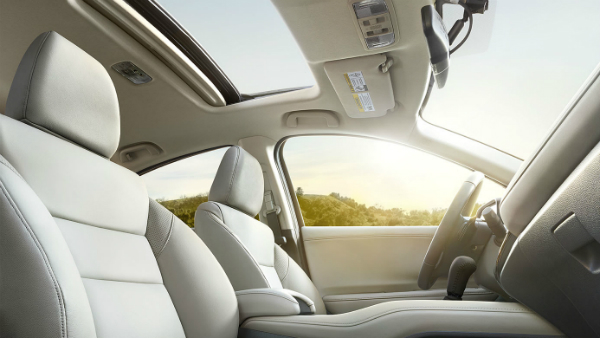 2017 Honda HR-V Front Seat