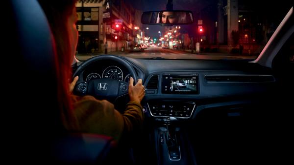 2017 Honda HR-V Dashboard