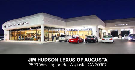 Jim Hudson Lexus of Augusta