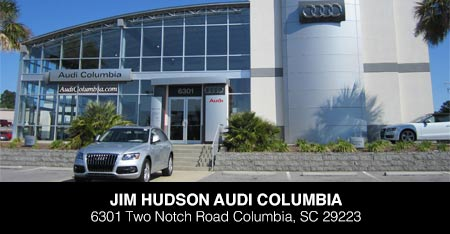 Value Your Current Vehicles Worth Jim Hudson Automotive Group - Audi columbia sc