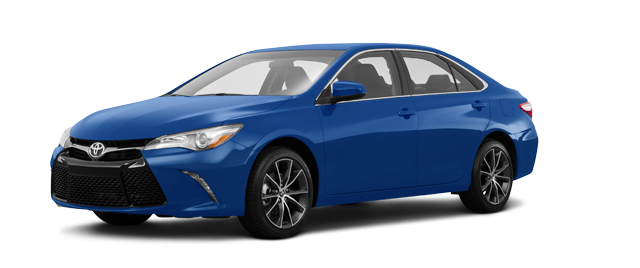 Used Blue Toyota Camry with Gray interior In Muncy, PA