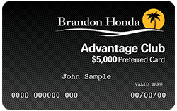 Visit Brandon Honda In Tampa, Florida