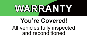 The Easy Drive USA Vehicle Warranty