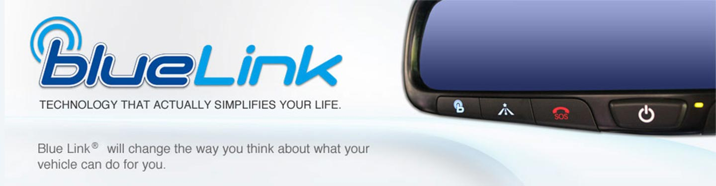 Hyundai Blue Link Technology near Stockton, CA | Premier Hyundai of