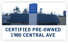 Find Certified Preowned Hondas at 1980 Central Ave., Yonkers, NY.
