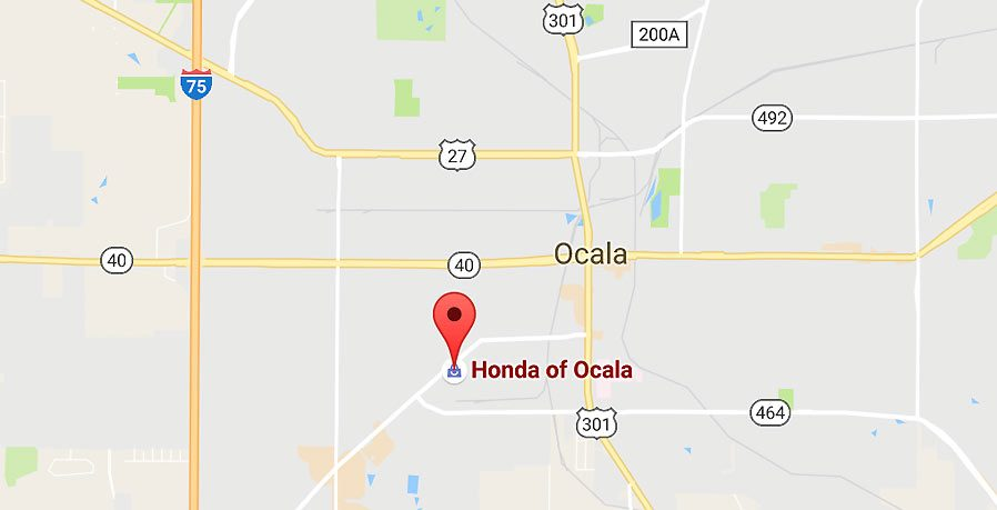 Honda of Ocala in Ocala, Florida