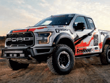 2018 Ford Raptor an offroad beast