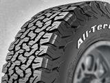 2018 Ford Raptor BFG tires