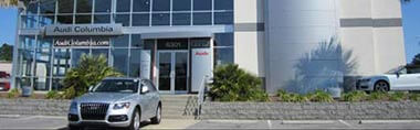 Car Dealerships In South Carolina Jim Hudson Automotive Group - Audi columbia sc