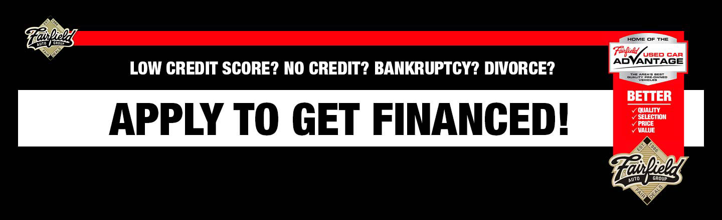 No Credit Car Loans >> Bad Credit Financing near Williamsport, PA | Fairfield Auto Group