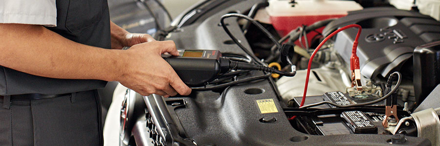 Car Battery Service Replacement Toyota Of South Maryland