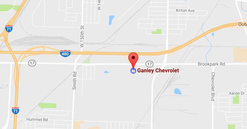 Ganley Chevrolet Brook Park   Chevy Dealer in Brook Park, OH