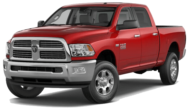 The 2017 RAM 2500 At Woody Folsom Chrysler Dodge Jeep® RAM