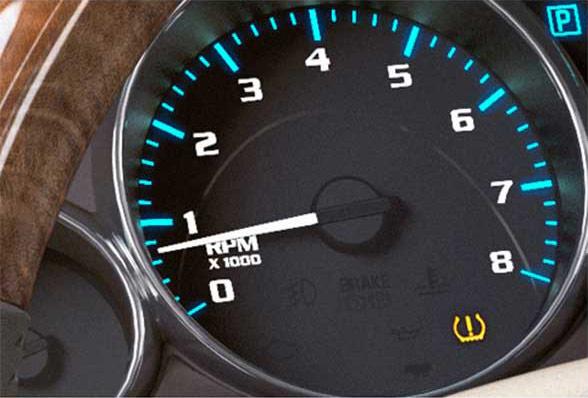GM Tire Finder fer