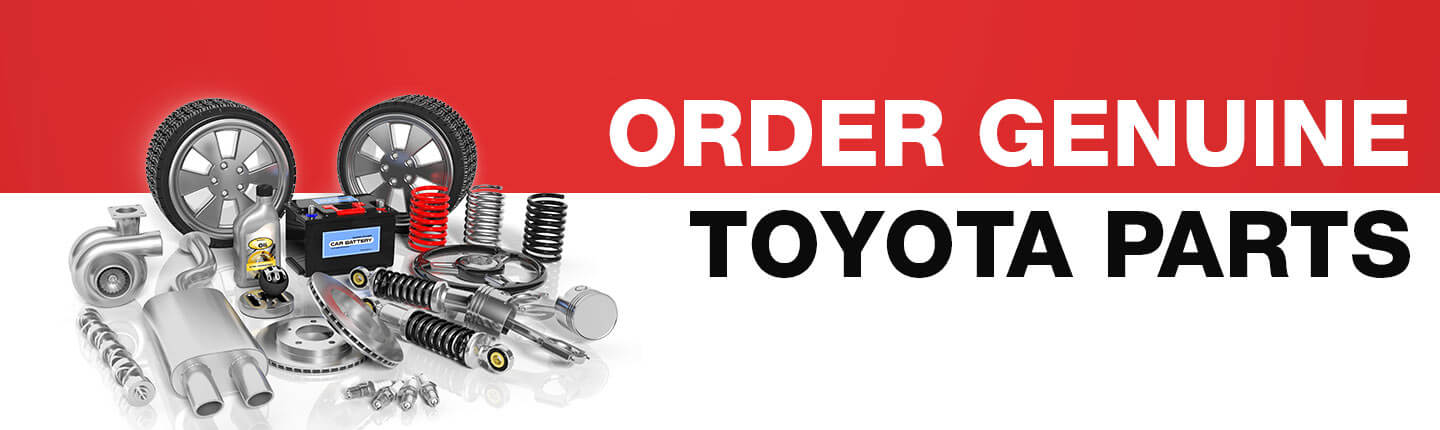 Genuine Toyota Parts >> Order Genuine Toyota Parts Online In Akron Oh Ganley Toyota