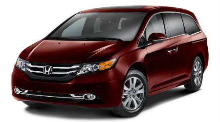 2017 Honda Odyssey near Glens Falls