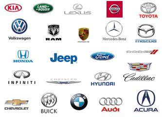 All Manufacturers Logos
