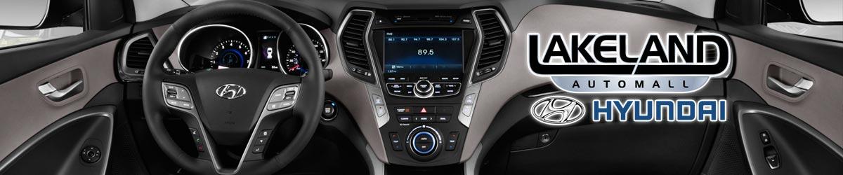 Schedule a Test Drive at Lakeland Hyundai