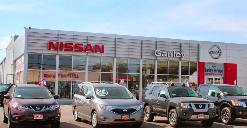 Contact Us Ganleys Mayfield Nissan