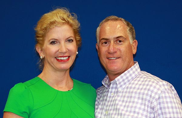 Greg & Meredith Balasco, owners of Lakeland Automall Ford & Hyundai