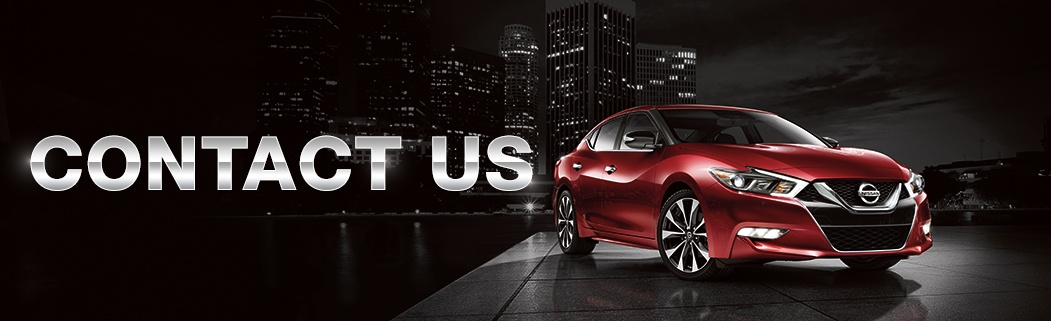 contact us red maxima city Ganley Mayfield Dealership