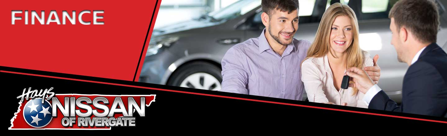 Finance a Nissan | Auto Loan for Nissan near Old Hickory, TN