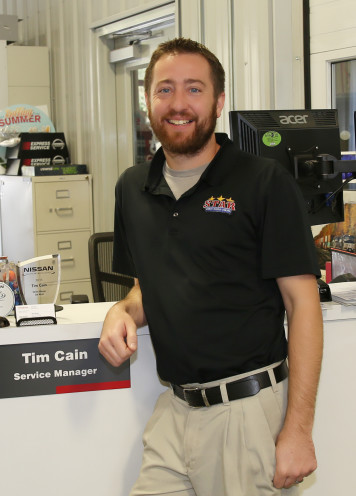 Tim Cain Bio Image