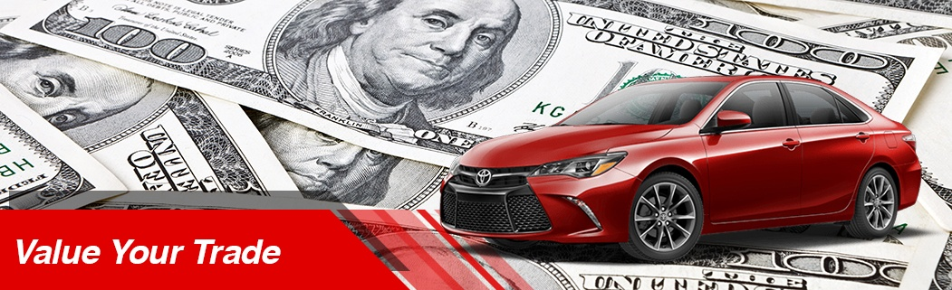 Value Your Trade in Saltillo MS  Carlock Toyota of Tupelo