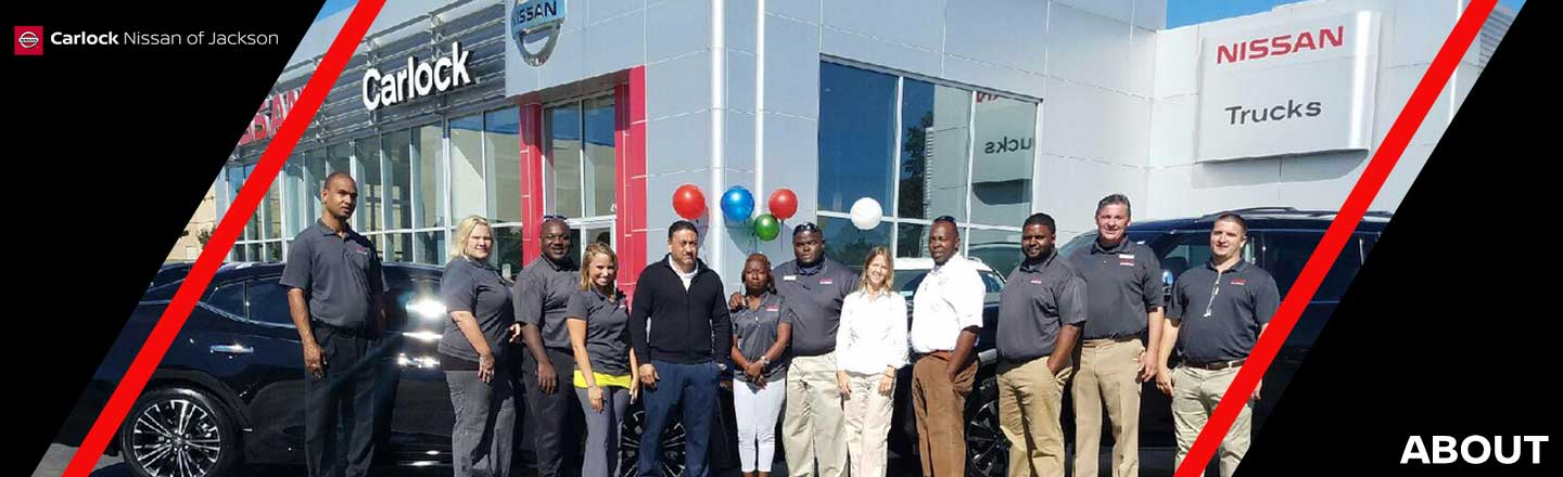 Carlock Nissan of Jackson About Us