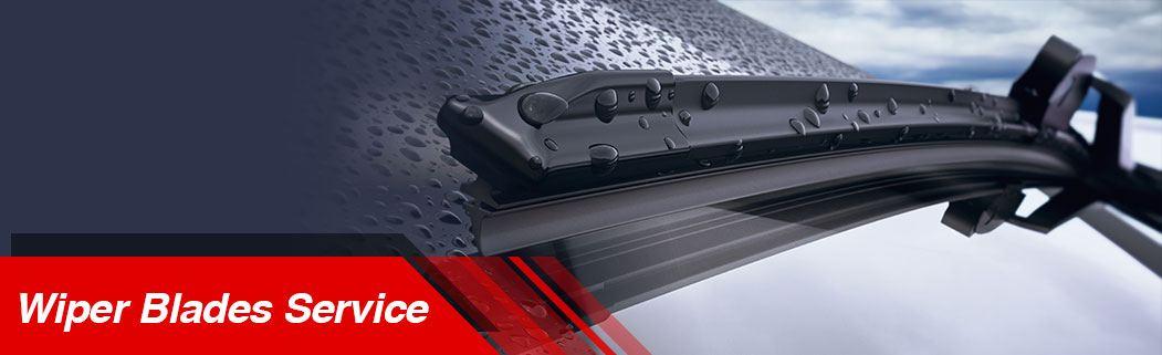 New Wiper Blades In Saltillo Ms Carlock Toyota Of Tupelo
