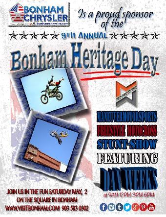 Bonham Heritage Day
