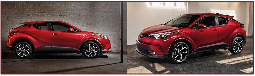 Sun Toyota New 2018 Toyota C-HR