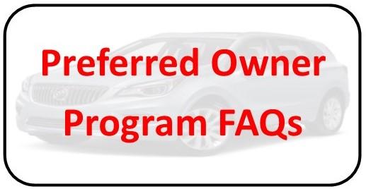 Preferred Owner FAQ