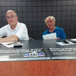 Buddy Bonin & Harold Dupbois Bio Image