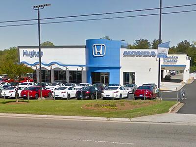 Hughes honda middle georgia honda dealers for Honda dealers in georgia