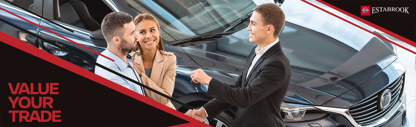 Estabrook Nissan Value Your Trade