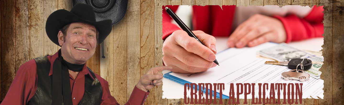 Bonham CDJR Credit Application