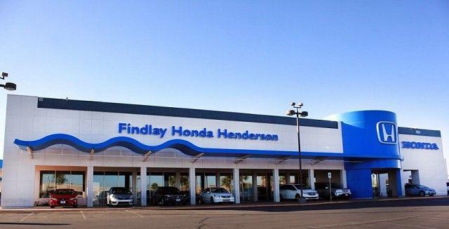 Honda Las Vegas >> Honda Dealership Near Las Vegas Nv Findlay Honda Of Henderson