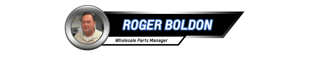 Parts Manager